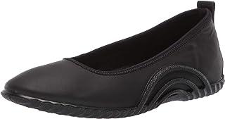 ECCO 女士 Vibration 1.0 芭蕾平底鞋