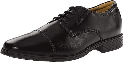 Clarks其樂經典正裝商務男皮鞋 牛津鞋 Tilden Plain德比皮鞋
