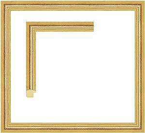 Framecraft 18x18 木材 金色 18 x 18 RMSMGLDD18SUWBLK