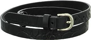 Liebeskind Berlin 女士 008-Belt4A-BeltCr-Black-85 腰带,黑色,85