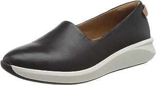 Clarks 女士 Un Rio Step 拖鞋