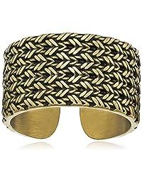 Lacoste 青铜色戒指 青铜色