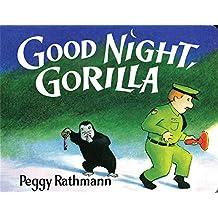 (进口原版)晚安大猩猩 Good Night, Gorilla (早教绘本)