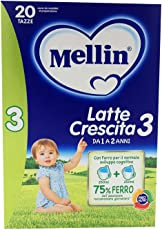 Mellin美林婴幼儿三段配方牛奶粉800克盒装(适合1-2岁) 包税【跨境自营】