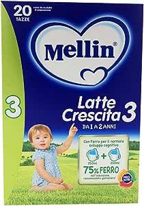 Mellin意大利美林奶粉三段800g