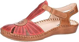 Pikolinos 女士 P. Vallarta 655_v19 闭口凉鞋,欧码 Rot (Coral) 42 EU