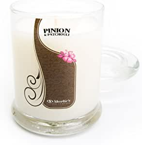 Shortie's Candle Company 184.27 克。 Earth Jars 白色 31232