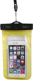 TS LLC 6.5 英寸通用防水手机袋手机干燥袋透明水下保护套袋适用于 iPhone 11 Pro Max Note 10 Plus