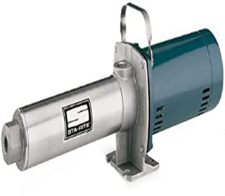 Pentair HP10D-02 增高泵,3/4 HP,10-GPM