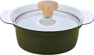 和平 Freiz 1~2 人用 桌上锅 水壶· 森林绿 16cm RB-1275