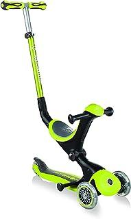 GLOBBER GLOBBER 三轮 儿童用 1岁以上 高度可调节 外游 运动 玩 钥匙 滑板车 护目/酸橙绿 WLGB644106