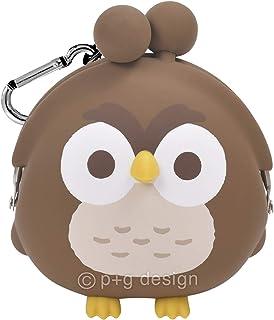 PG-36603 3D POCHI FRIENDS BIRD 淡棕色
