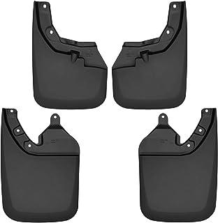 Husky Liners 前地板衬垫 Mud Guards - Set 黑色 56946