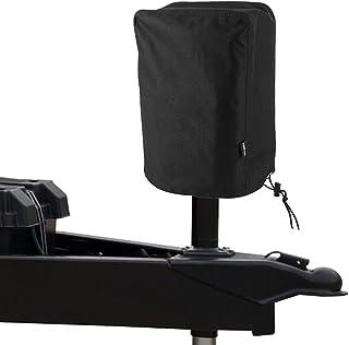 BougeRV 600D 涤纶电舌插孔盖通用拖车 RV 电舌插孔保护套(大号尺寸 14 英尺高 x 5 英尺宽 x 10 英尺厚)