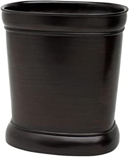 zenna home, india ink marion waste basket, oil rubbed bronze by zpc zenith products corporation