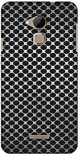 AMZER 纤薄手工设计师印花硬壳保护套适用于酷派 Note 3 - 猫头鹰AMZ601040205165 Vintage Dot Pop 3