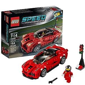 LEGO 乐高 拼插类玩具 Speed Champions超级赛车系列 法拉利 LaFerrari 75899
