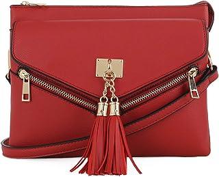 EMPERIA Estelle 小号双隔层斜挎包单肩包钱包女式手提包