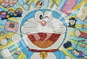 1000T片 拼图 哆啦A梦 哆啦A梦 马赛克艺术(51x73.5cm)