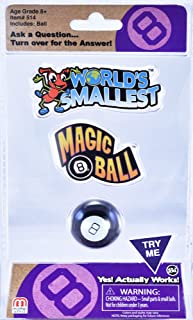 World's Smallest 收藏品