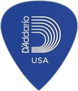 PLANET WAVES 6dbu5–25duralin Precision 吉他拨片,中号/重,25包