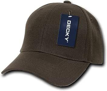 """DECKY 儿童亚克力帽 均码 """"Multi"""" 7001-BRN"""