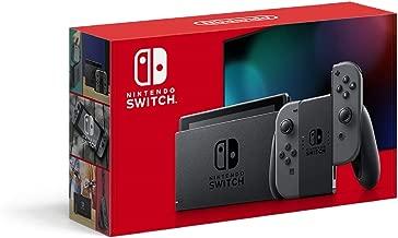 Nintendo 任天堂 Switch主机Joy-Con(L)/(R)  灰色(持续时间变长)