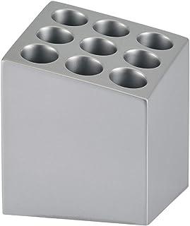 ideaco Cube 傘架9插本  銀