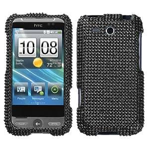 MyBat Diamante 2.0 HTC Freestyle 保护盖 - 零售包装 - 黑色