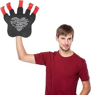 Astek 40.64cm X 38.1cm 爪爪队精神粉丝彩色啦啦队泡沫 - 手旗波浪 - 运动绒球