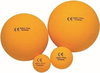 TOGU 软网球凹槽球 - 黄色