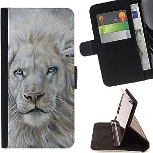 STPlus 狮子脸钱包卡包保护套适用于三星 Galaxy S8 ActiveSTP-R-S8ACTIVE-K2799 设计 #6