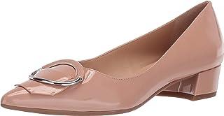 Franco Sarto 女士 Vino 高跟鞋 Peach Patent 5