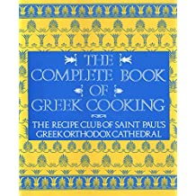 The Complete Book of Greek Cooking (English Edition)