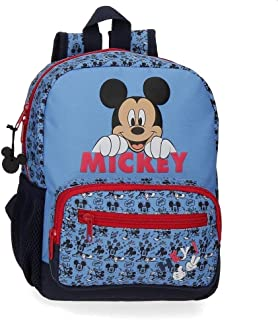Mickey Moods 学前背包 28 厘米 可调整