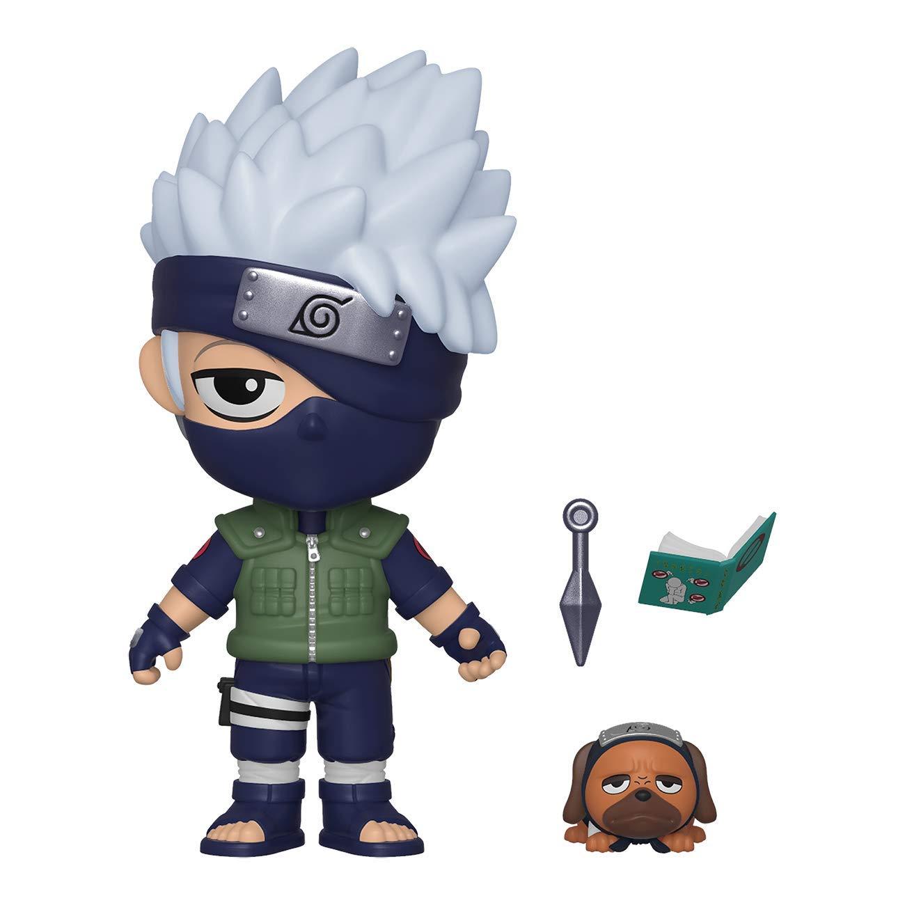火影忍者 not appropriate for children under the age of 3 Funko 41079 5 Star: Naruto S3 - Kakashi Collectible Figure, Multicolour Standard 多种颜色