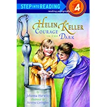 Helen Keller: Courage in the Dark (Step into Reading) (English Edition)