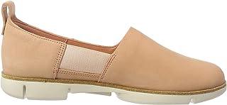 Clarks 女士 Tri Curve 乐福鞋