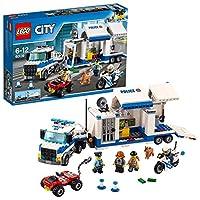 【爆款直降】LEGO 乐高 LEGO City 城市系列 移动指挥中心 60139 6-12岁 积木玩具