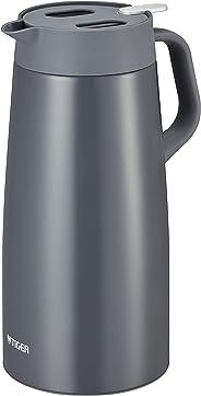 虎牌保温瓶(TIGER) 保温桌上热水壶 深灰色 2.0L PWO-A200HD