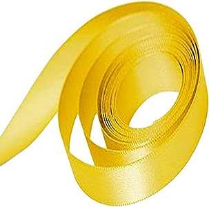 Papillon 缎带和蝴蝶结 74305 单面缎带 黄金 74305