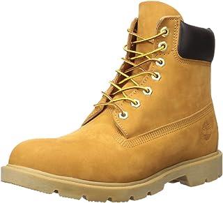Timberland 男式 6英寸 基本款靴子 对比色鞋领