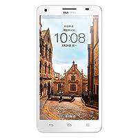 荣耀 3X畅玩版 G750-T01移动3G手机(白色) 双卡双待,真8核处理器、2GB RAM+8GB ROM、1300万+500万像素