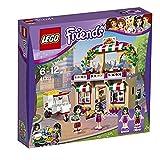 LEGO 乐高 LEGO Friends 好朋友系列 心湖城比萨餐厅 41311 6-12岁 积木玩具
