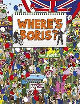 """Where's Boris? (English Edition)"",作者:[Various]"