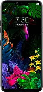LG G8 ThinQ 128GB 智能手机 GSM+CDMA 工厂解锁所有运营商(ATT、Verizon、Sprint 和 TMobile) - 黑色(美国保修)