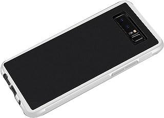HONTECH Galaxy Note 8 手机壳,超薄防重力魔术贴盖 TPU+PC Nano Suction Technology 保护套适用于三星 Galaxy NOTE8 白色