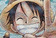ensky 海賊王拼圖 馬賽克拼圖 1000塊 one piece (50x75cm)