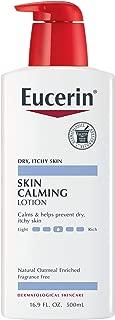 Eucerin 舒緩身體乳液 16.9 液體盎司