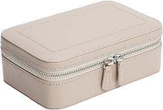 WOLF 392221 Sophia 拉链盒珠宝盒,Mink